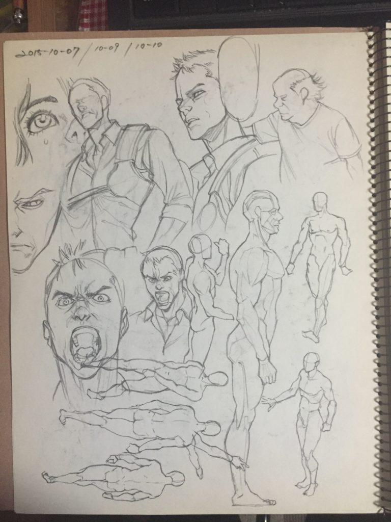 【画力上達】人体を思った通りに描けるように底上げしてくれるオススメの教本5冊  【画力上達】背景だけじゃない!パースを理解して人体に説得力をだす「風景デッサンの基本」