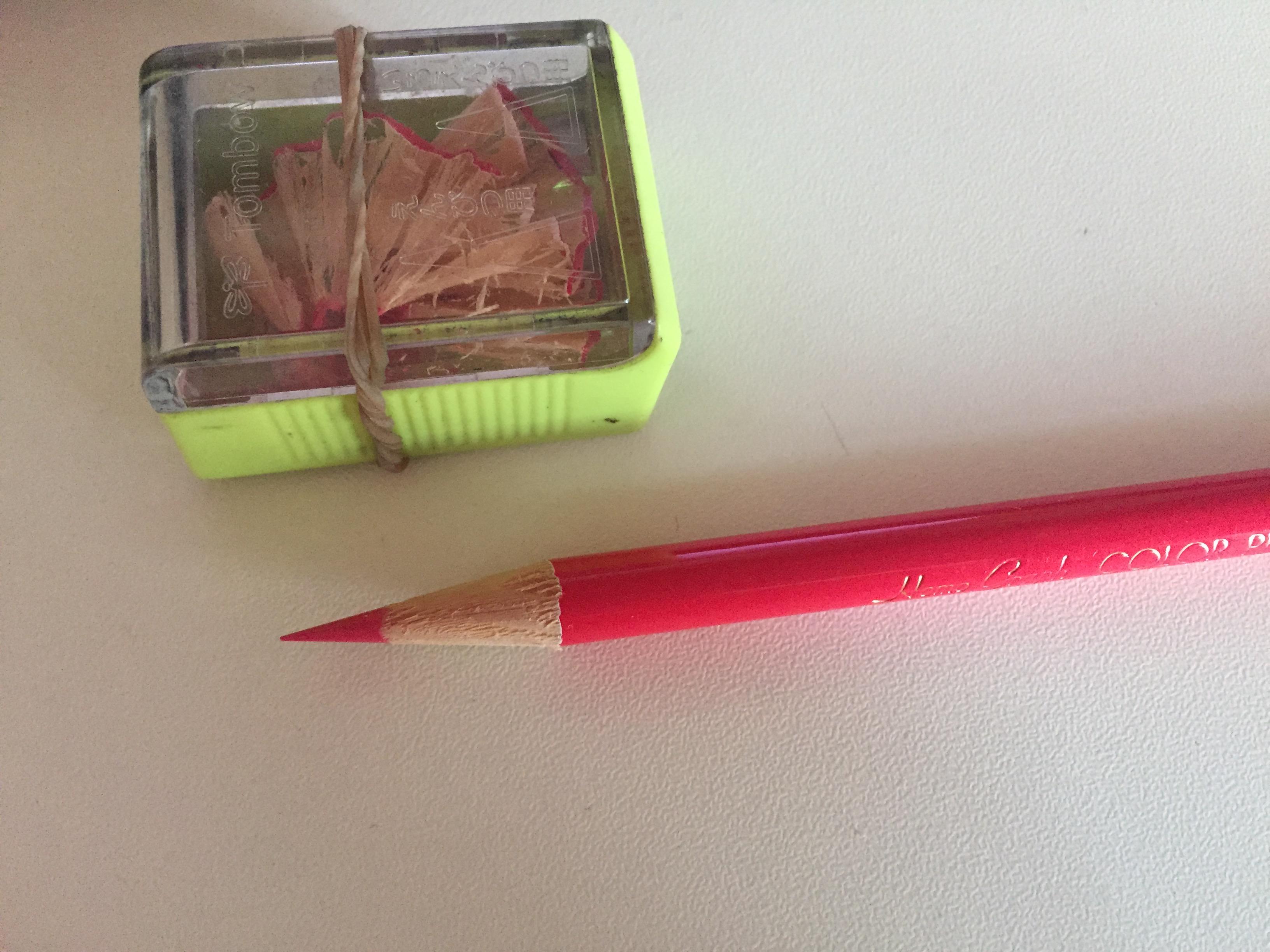 鉛筆削り おすすめ!