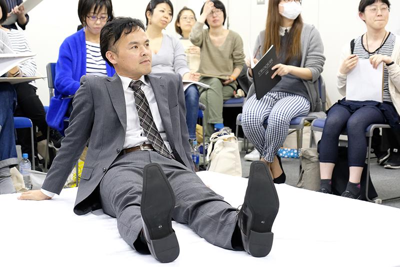 スーツドローイング会